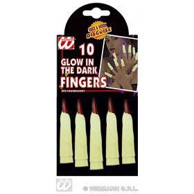 Heksenvinger, Lichtgevend In Het Donker