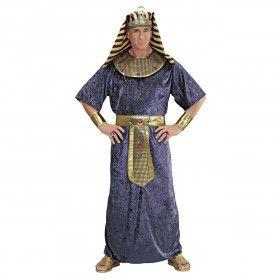 Farao Toet-Ank-Amon, Fluweel Kostuum Man
