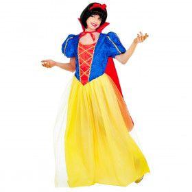 Sprookjesboek Prinsessenmeisje Midzomernacht Kostuum