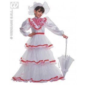 Dame Van Stand Rossella Kostuum Meisje