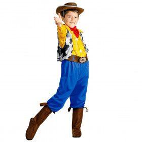 Billy Boy Toy Story Kostuum Jongen