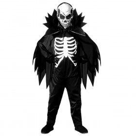Scary Skeleton Sir Skeleton Kostuum Jongen