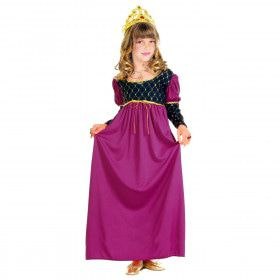 Klein Koningin Prinses Lucia Kostuum Meisje