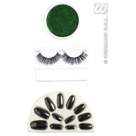 Make-Up Set Groen