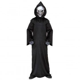 Grim Reaper, Holographic Vader Tijd Kostuum Jongen