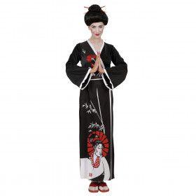 Sierlijke Geisha Kostuum Vrouw