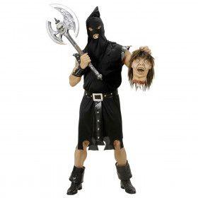 Middeleeuwse Beul Kostuum Man