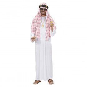 Arabische Sheik Kostuum Man