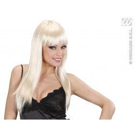Pruik, Beautiful Blond