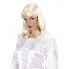 Pruik, 70s Popster Agnetha