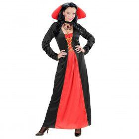 Arcalhida Victoriaans Vampier Vrouw Meisje Kostuum