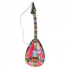 Grappige Opblaasbare Mandoline 105 Centimeter