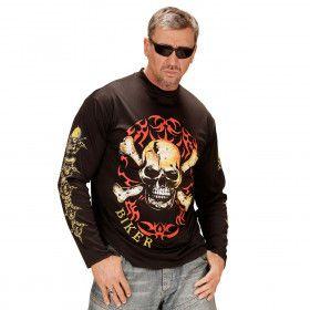 Terror Mc Biker Shirt Man