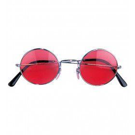 Freaky Bril, Hippie Roze Glas