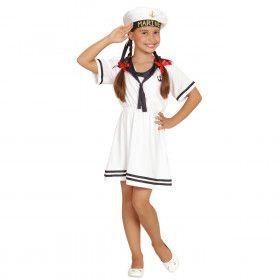 Marine Meisje Henja Kostuum