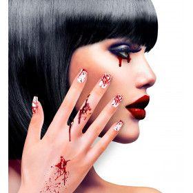 Enge Nagels Bloed