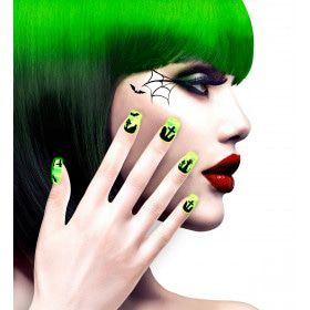 Enge Nagels Spookhuis Neon
