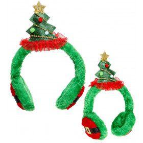 Kerstboom Hoofbedekking Hoofdtelefoon