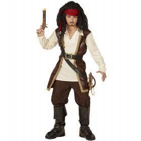 Piraat Pedro Jongen Kostuum