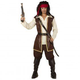 Piraat Pedro Man Kostuum