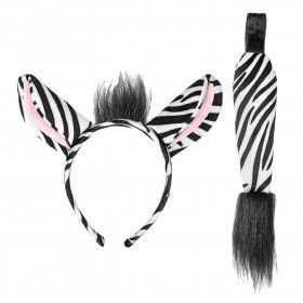 Oren En Staart Zebra