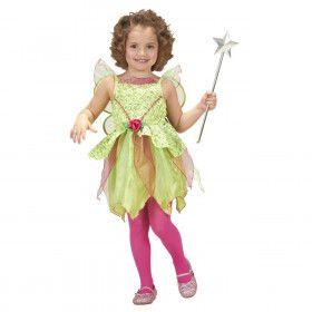 Magische Fee Sprookjesbos Meisje Kostuum
