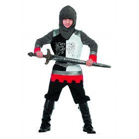 Ridder Zwaaizwaard Jongen Kostuum