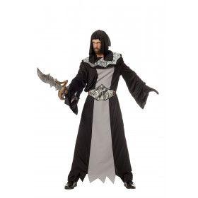 Halloween Vleermuis Van De Nacht Man Kostuum