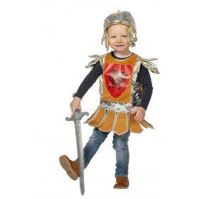 Ridder Hakgraag Jongen Kostuum