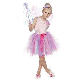 Fabelachtig Feetje Roze Meisje Kostuum