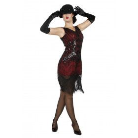 Roaring 20s Ada Peaky Charleston Vrouw Kostuum
