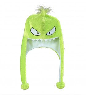 Giftig Groen Monster Muts