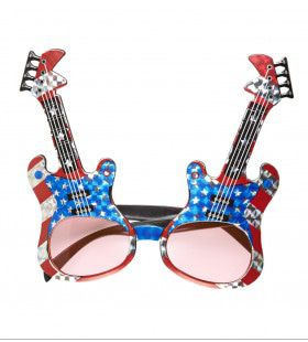 Bril Hard Rock Gitaar