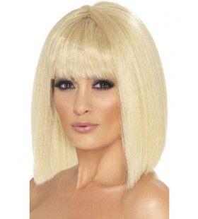 Blonde Pruik Lola