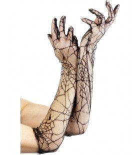Geregen Spiderprint Handschoenen 50 Cm