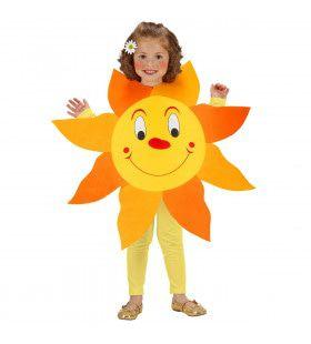 Stralende Zon Kind Kostuum