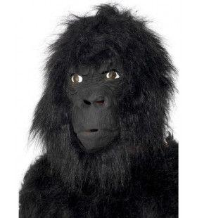 Gorilla Masker Met Haar