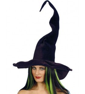 Tall & Twisty Spell Caster Hat Volwassen