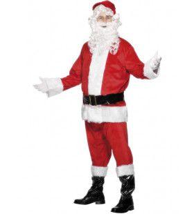 Traditionele Kerstman Kostuum