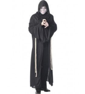 Grim Reaper Komt Terug Uit Middenaarde Man Kostuum