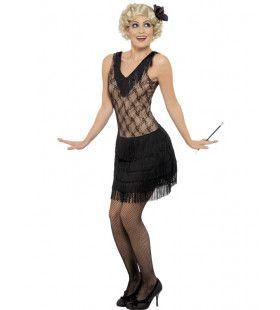Jazzy Danseres Vrouw Kostuum
