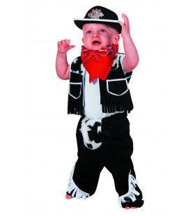 Billy-Baby Cowboy Texas Kostuum