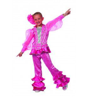 Zweedse Mamma Mia Kinderen Meisje Kostuum