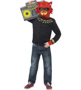 Moshi Monsters Blingo Zip Top Kostuum Jongen