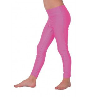 Purple Disco Legging Kinderen