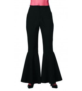 Dancing Black Hippie Broek Bi-Stretch