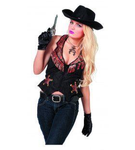 Linedance Girl Cowboyvest Vrouw