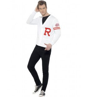 Grease Rydell School Man Kostuum
