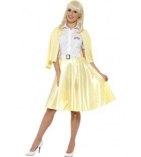Grease Lieve Sandy Vrouw Kostuum
