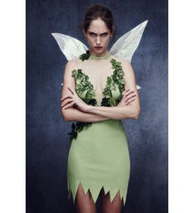 Hete Toverfee Vrouw Kostuum